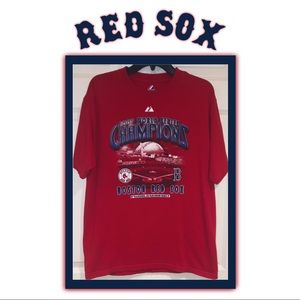 Mens 2007 Red Sox World Series T-Shirt